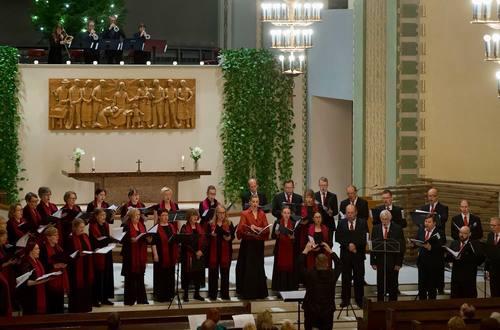kallion kirkko joulukonsertti