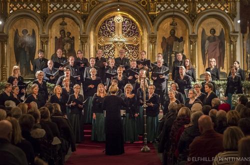 Kilven Kuoron Valoa! -joulukonsertti | Uspenskin katedraali