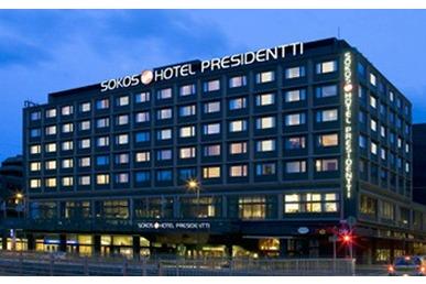 Sokos Hotel Presidentti Tulevat Tapahtumat