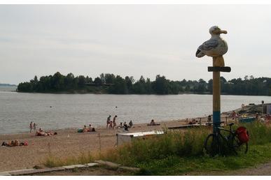 Mustikkamaa Uimaranta