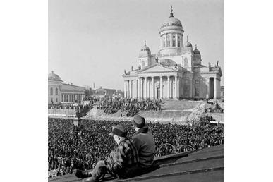 Luistelukentät Helsinki