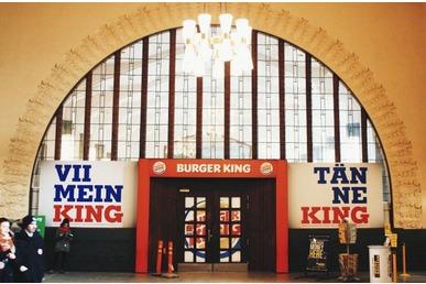 Burger King Rautatieasema